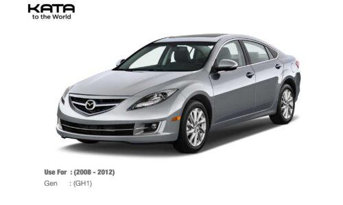 Thảm lót sàn Mazda 6 2011 (2008-2012)