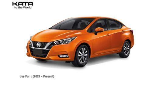 Thảm lót sàn Nissan Almera 2021