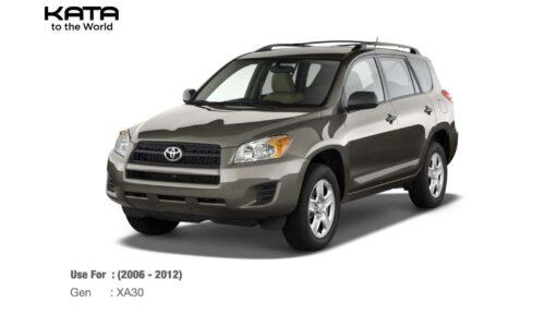 Thảm lót sàn Toyota RAV4 2010 (2006-2012)