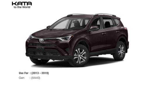 Thảm lót sàn Toyota RAV4 2016 (2013-2019)