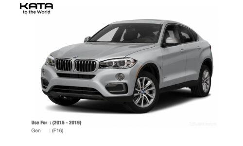 Thảm lót sàn BMW X6 2018 (2015-2019) (F16)