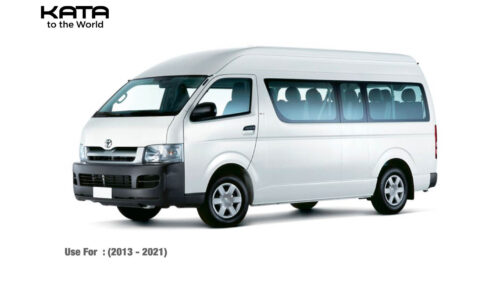 Thảm lót sàn Toyota Hiace 2013-2021