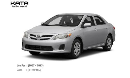 Thảm lót sàn Toyota Altis 2010 (2007-2013)